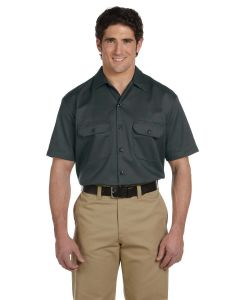 Men's 5.25 oz./yd² Short-Sleeve Work Shirt