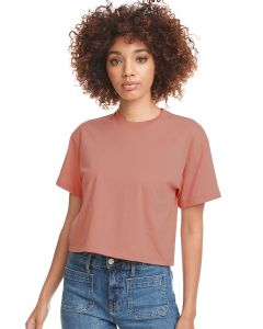 Ladies' Ideal Crop T-Shirt