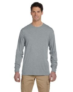 Adult DRI-POWER® SPORT Long-Sleeve T-Shirt