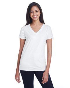 Ladies' Liquid Jersey V-Neck T-Shirt