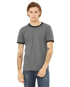Men's Jersey Short-Sleeve Ringer T-Shirt