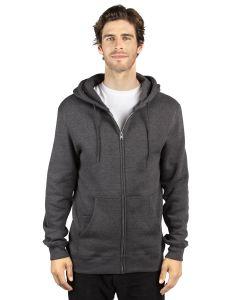 Unisex Ultimate Fleece Full-Zip Hooded Sweatshirt