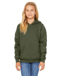 Youth Sponge Fleece Pullover Hooded Sweatshirt