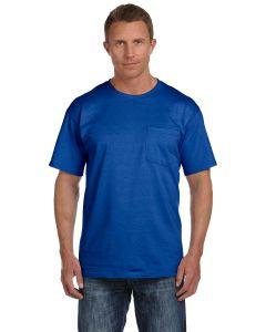 Adult HD Cotton™ Pocket T-Shirt