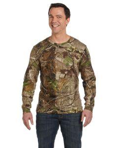 Men's Realtree Camo Long-Sleeve T-Shirt