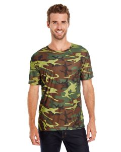 Men's Performance Camo T-Shirt