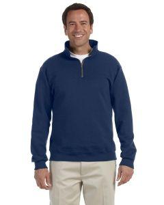 Adult Super Sweats® NuBlend® Fleece Quarter-Zip Pullover