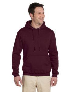 Adult Super Sweats® NuBlend® Fleece Pullover Hooded Sweatshirt