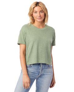 Ladies' Headliner Cropped T-Shirt