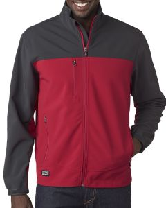 Men's Poly Spandex Motion Softshell Jacket