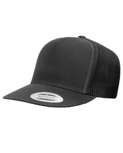 Adult 5-Panel Classic Trucker Cap