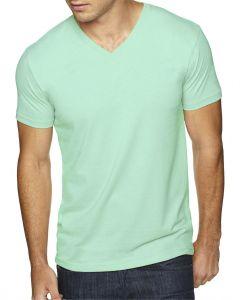 Men's Sueded V-Neck T-Shirt