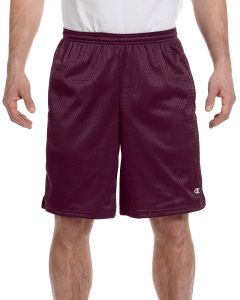 Adult Mesh Short with Pockets