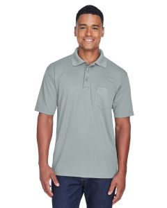Adult Cool & Dry Mesh PiquéPolo with Pocket