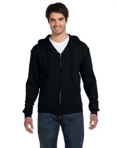 Adult Supercotton™ Full-Zip Hooded Sweatshirt