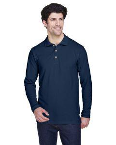 Adult Long-Sleeve Classic Piqué Polo