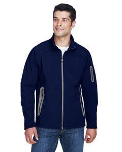 Men's Three-Layer Fleece Bonded Soft Shell Technical Jacket
