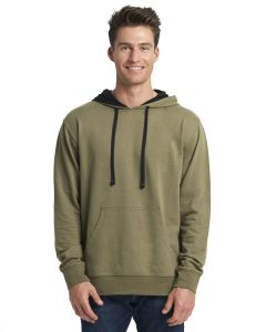 Unisex French Terry Pullover Hoodie