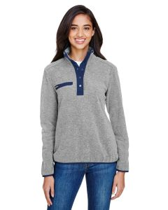 Aspen Mélange Mountain Fleece Pullover