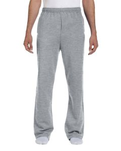Adult NuBlend® Open-Bottom Fleece Sweatpants