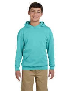 Youth NuBlend® Fleece Pullover Hooded Sweatshirt