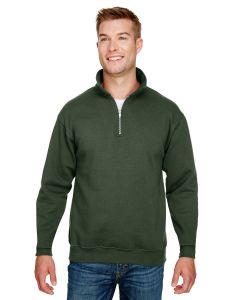 Unisex 9.5 oz., 80/20 Quarter-Zip Pullover Sweatshirt