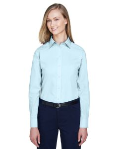 Ladies' Crown Woven Collection® Solid Broadcloth