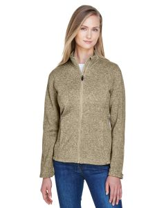 Ladies' Bristol Full-Zip Sweater Fleece Jacket