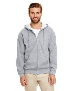 Adult Heavy Blend™ 50/50 Full-Zip Hooded Sweatshirt
