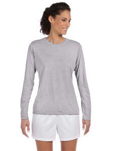 Ladies' Performance® Ladies' 5 oz. Long-Sleeve T-Shirt