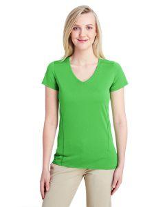 Ladies' Performance® Ladies' 4.7 oz. V-Neck Tech T-Shirt