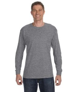 Adult  Heavy Cotton™ 5.3 oz. Long-Sleeve T-Shirt