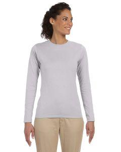 Ladies' Softstyle®  4.5 oz. Long-Sleeve T-Shirt