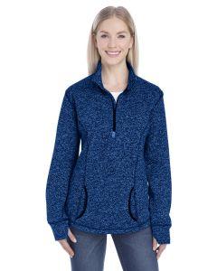 Ladies' Cosmic Fleece Quarter-Zip