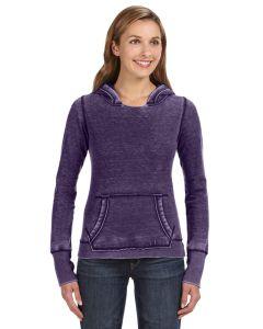 Ladies' Zen Pullover Fleece Hooded Sweatshirt