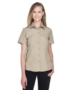 Ladies' Barbados Textured CampShirt