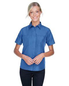 Ladies' Key West Short-Sleeve Performance Staff Shirt