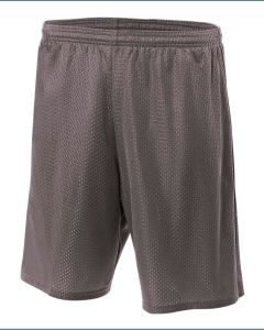 Adult Tricot Mesh Short
