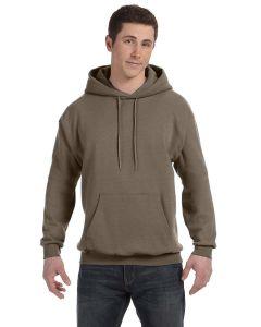 Unisex 7.8 oz., Ecosmart® 50/50 Pullover Hooded Sweatshirt