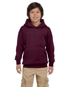 Youth EcoSmart® 50/50 Pullover Hooded Sweatshirt