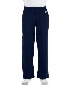 Youth Double Dry Eco® Open-Bottom Fleece Pant
