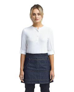 Unisex Jeans Stitch Denim Waist Apron