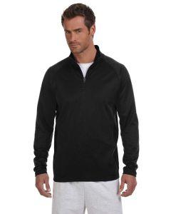 Adult Performance Fleece Quarter-Zip Jacket