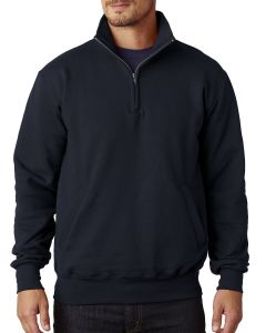 Adult 9 oz., Double Dry Eco® Quarter-Zip Pullover