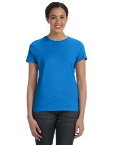 Ladies' 4.5 oz., 100% Ringspun Cotton nano-T® T-Shirt